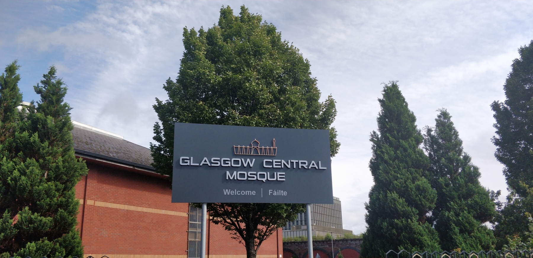Welcome to Glasgow Central Mosque
